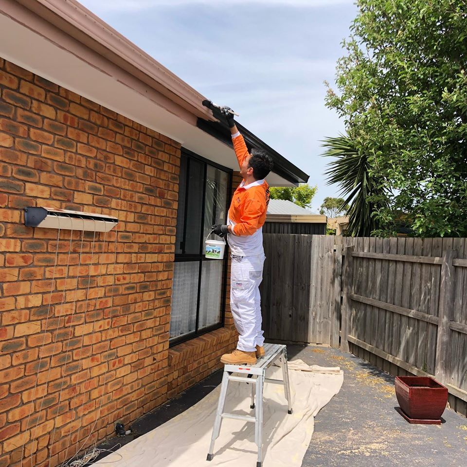exterior painting melbourne